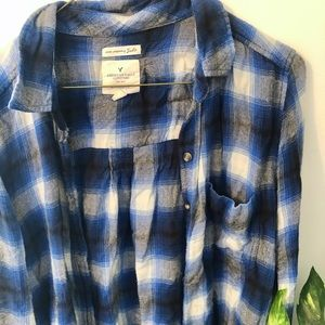 American Eagle Light Flannel